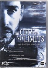 DVD NEW - THE CITY OF NO LIMITS