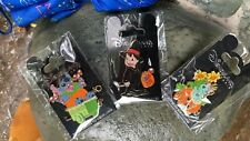 Disney Pin Set Stitch Halloween 2019 EL700 NEW!