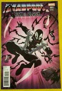 Deadpool Back in Black #1 Ron Lim Variant (Marvel, 2017) 1st Print NM