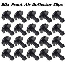 20 Lower Front Air Deflector Retainer Fastener Clip for GM C/K Trucks Silverado