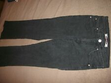 """Daily Jeans BRAND JEANS,  SIZE 3 LONG  , Gray,  33"""" INSEAM, 24"""" WAIST"""