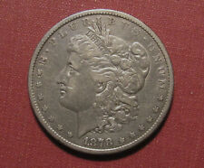 1878-CC MORGAN DOLLAR - SOLID DETAILS, BRIGHT COIN, CARSON CITY MINT!