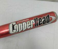 "Worth Hyperlite CopperHead Little League Baseball Bat 31 "" 18 oz 2 1/4"""