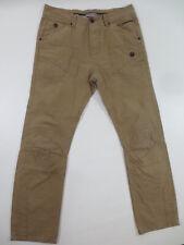 1884 premium denim division slouch Canvas Jeans relaxed  32 R Hose beige /A2