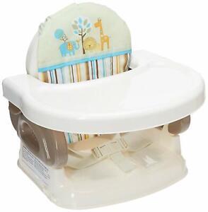silla para comer de bebe plegable con mesa y portatil comodo suave comedor Nuevo