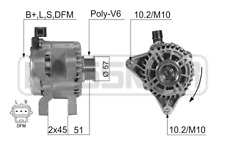 ALTERNATORE: FORD Fiesta, Fusion - MAZDA 2 - 1.4 TDCi - CD - 80 Ampere Ah - 14 V