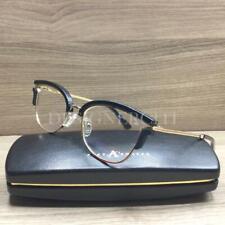 Pret A Porter 17PP103601 Eyeglasses Gold Black Authentic