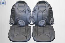 Sitzbezüge passend für  Mercedes Benz SLK  R171 2004–2011  schwarz   NEU