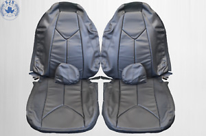 Seat Covers Suitable For Mercedes Benz SLK R171 2004–2011 Black New