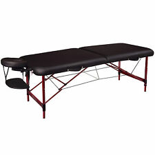 Master Massage Table Zephyr Aluminum Lightweight 28 Inch Portable Package Bed