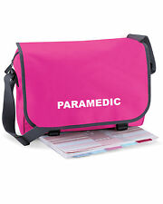 Paramedic Messenger Bag | Nurse, Ambulance, Medic - FREE Delivery FREE Gift