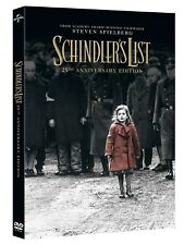 Schindler's List (25th Anniversary Edition) [DVD]