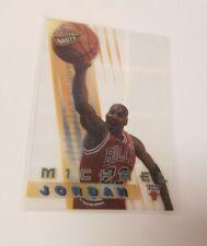 1996-97 Bowmans Best Shots MICHAEL JORDAN Basketball Card - ATOMIC REFRACTOR SSP