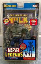 MARVEL LEGENDS GALACTUS SERIES GREY HULK VARIANT FIGURE AVENGERS SEALED/RARE