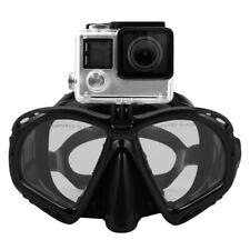 EG_ Underwater Diving Camera Mask Snorkel Swimming Goggles Mount Holder for GoPr