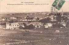 France postcard Charentel-inf St Georges-de-Didonne Vue generale se completant