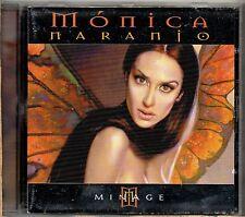 MONICA NARANJO MINA CD MINAGE 1a STAMPA made in HOLLAND con miniposter 15 tracce