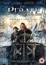 THE PIRATE Sebastian Kock Catherine Deneuve DVD in Inglese NEW .cp
