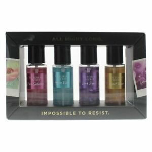 Victoria's Secret Victoria's Secret 4pcs (4 x Body Mist 75ml) Women Spray
