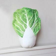 Decorative veggie cushions cabbage simulation pillows bolsters home decor