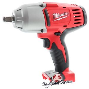 Milwaukee 2663-20 18V 1/2 in Cordless High Torque Impact Wrench Friction Ring