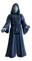 Star Wars Return of the Jedi The Emperor 3 3/4 Inch Action Figure 1984