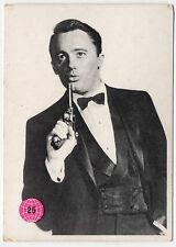 scanlens Australien The Man from UNCLE original 1960s Jahre Sammelkarte #25