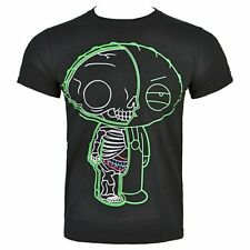 GRIFFIN / FAMILY GUY T-Shirt Stewie X Ray - Taglia S - OFFICIAL MERCHANDISE