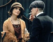 Charlotte RILEY SIGNED Photo AFTAL Autograph COA Peaky Blinders May CARLETON