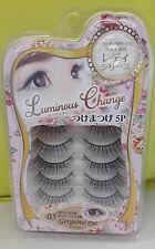 Japan - Luminous change Eyelash 5 pair Lovely Style #05 Gorgeous Eyes