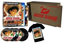 Holzbox ROTER STAUB The Brave One LIMITED EDITION 4 DISC Blu-Ray DVD CD Edition