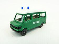 Wiking 108 1 c Mercedes 207 D Polizei Einsatzwagen 1:87 (O)