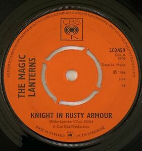 The Magic Lanterns -Knight In Rusty Armour 1966 Mod Nice copy !!!