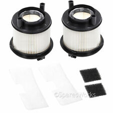 HOOVER Genuine Vacuum Cleaner U62 Pre Motor Hepa Filter Kit x 2
