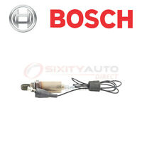 Bosch O2 Oxygen Sensor for 1980-1984 BMW 633CSi 3.2L L6 Electrical zs