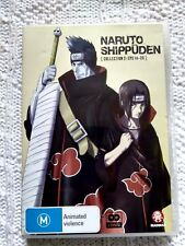 NARUTO SHIPPUDEN –COLLECTION -2 EPISODES-14-26, DVD, 2-DISC, REGION-4