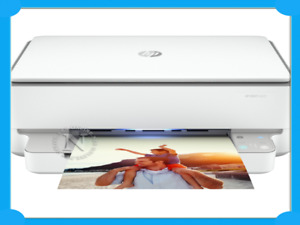 HP ENVY 6034 3in1 WiFi A4 MFP Printer+AirPrint #67 Ink Set 6WD38A *Damaged Box*