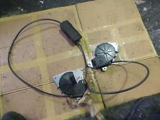 PORSCHE BOXSTER CONV. LIFT MOTOR WITH CABLES  986 02/97-12/04