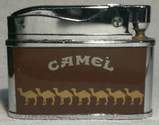 Camel Flat Advertising Lighter Made In Japan