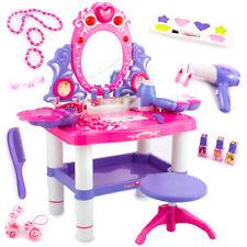 Schminktisch Frisiertisch Spielzeug Mädchen Schminkkopf Spieltisch Kinder KP2798