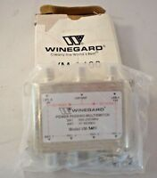 Winegard VM-3400 Power Passing Multi-Switch with 7 Diplexers NEW IN BOX