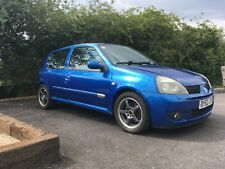 **FURTHER REDUCED** LOW MILAGE CLIO 172 CUP