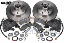 C10 Disc Brake Conversion Kit 1963-70 Chevy GMC 5 Lug Stock Height Spindle