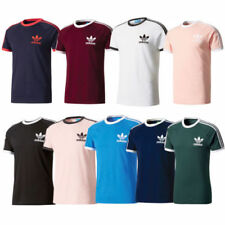 adidas Cotton Striped T-Shirts for Men
