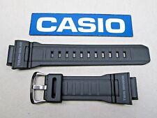 Genuine Casio G-Shock Mudman G-9300 black resin rubber watch band strap
