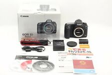 【MINT in Box】Canon EOS 5D Mark II 21.1MP Digital SLR Camera Body from JAPAN W739