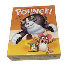 Pounce! - The Catch as Cat Can Card Game - Gamewright Complete 2-5 Players