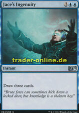 2x Jace's Ingenuity (Jaces Findigkeit) Magic 2015 M15 Magic