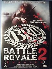 "DVD neuf sous blister ""BATTLE ROYALE 2"""