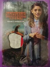Nancy Wheeler 16/25 Purple Parallel Costume Relic Card Stranger Things...